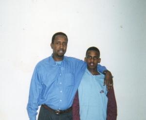 Mahdi and his father